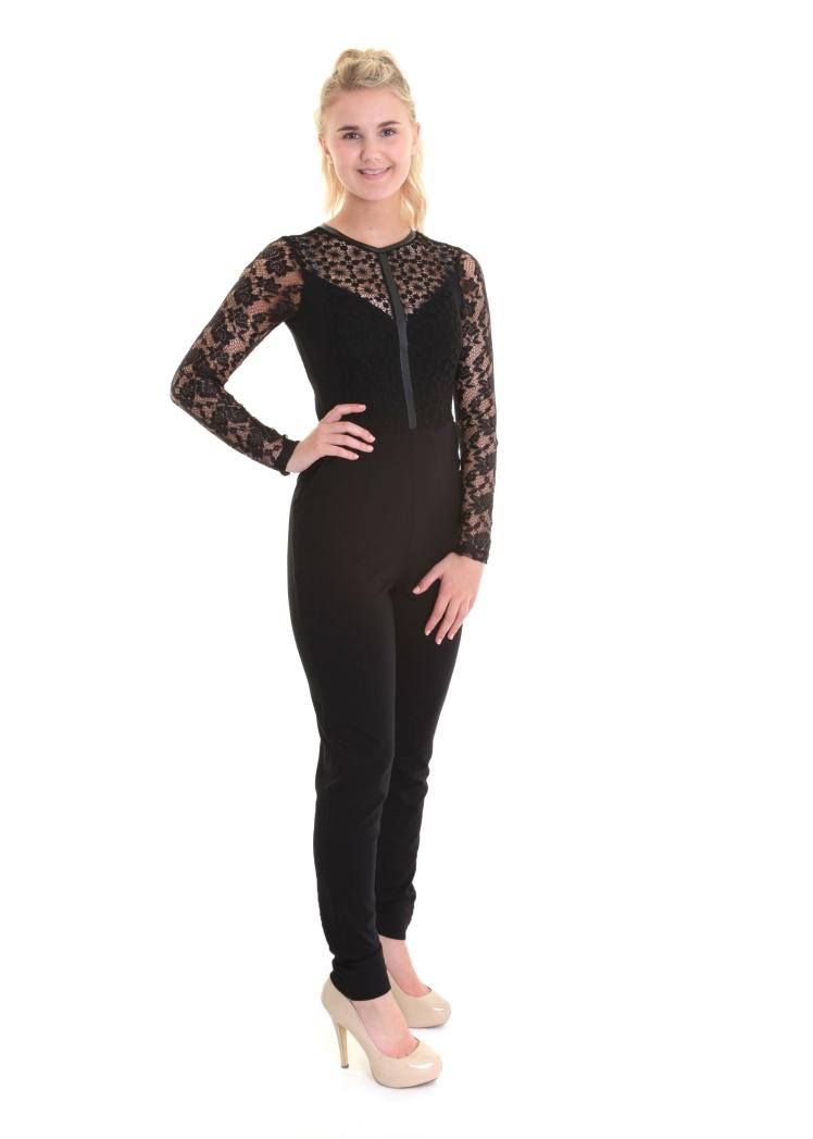 Black jumpsuit 150