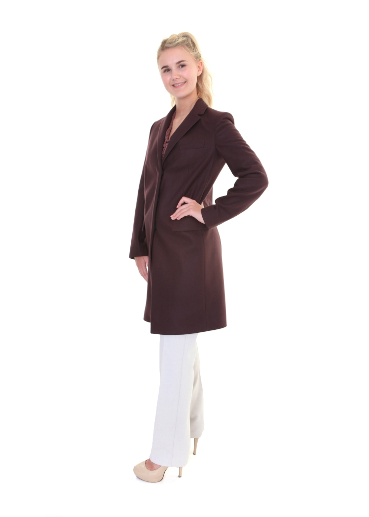 Burgendy coat 229, winter wool 119.95