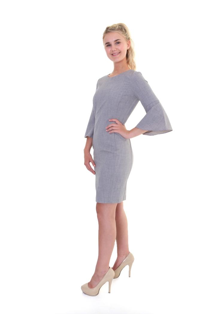 grey dress 149.95