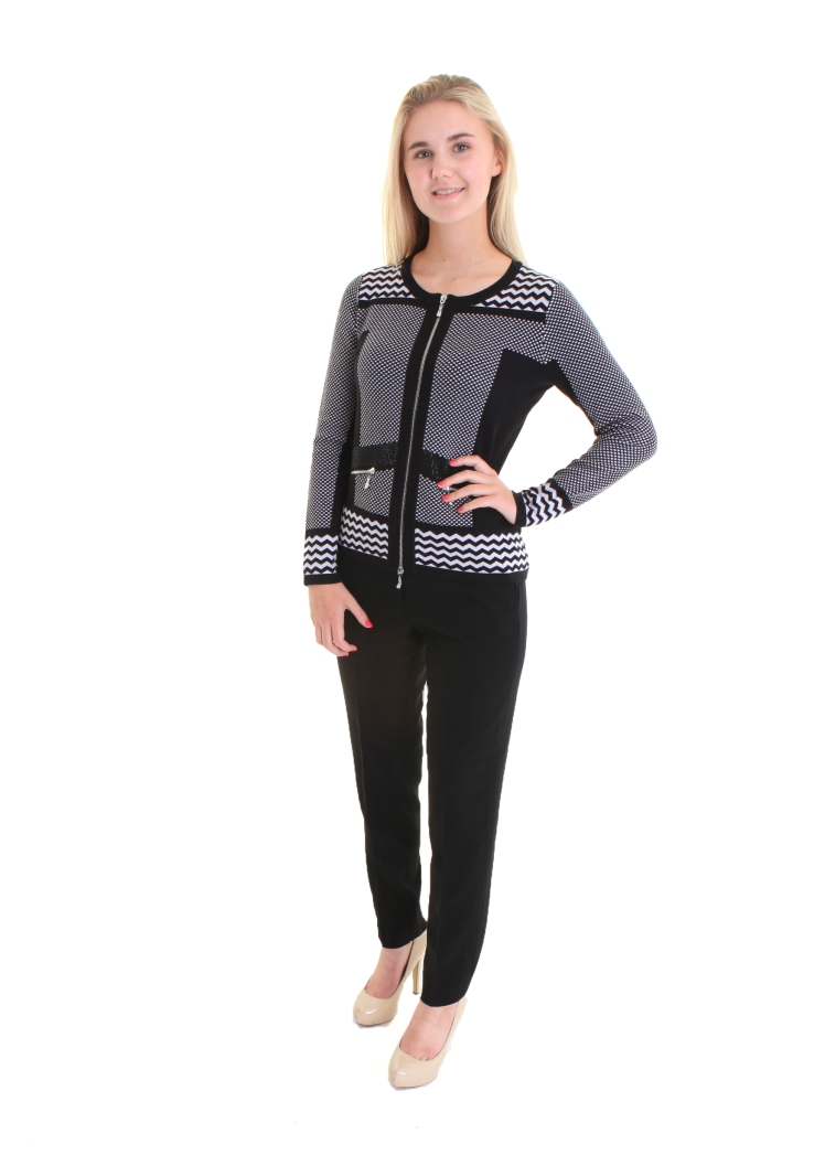 knitted jacket 173