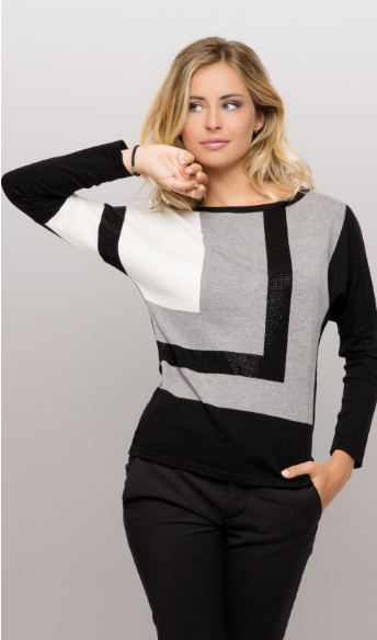 geometric jumper